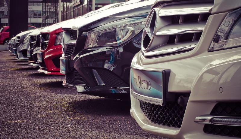 SA car sales crash