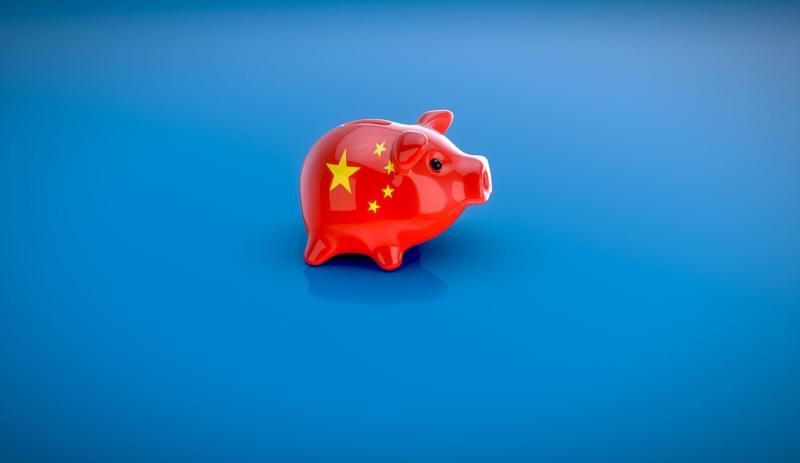 Chinese economy shrinks