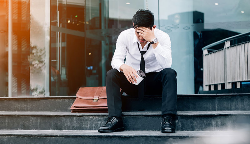 Business layoffs: 1 out of 5