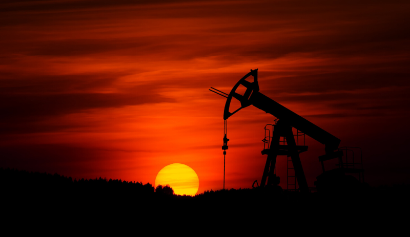 Oil price up as Iran attacks US base